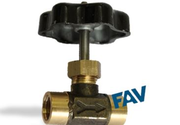 Brass Forged Needle Valve