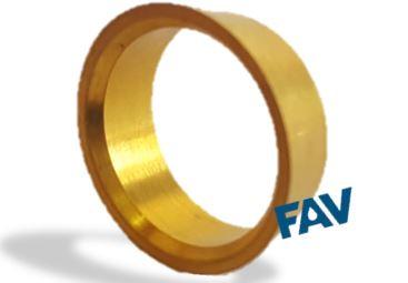 Brass Front Ferrule