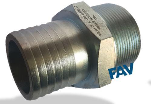 Carbon Steel Hose Adaptor