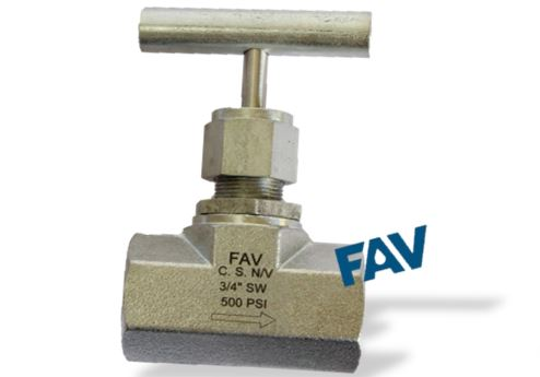 Carbon Steel Needle Valve 500 psi