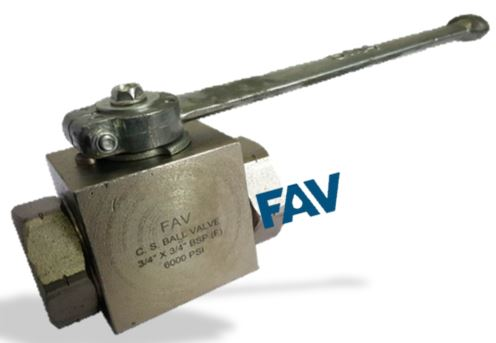 High Pressure Ball Valve ,BSP Female ,10000 psi