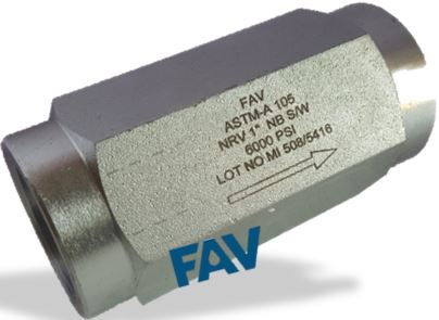 Hydraulic Check Valve