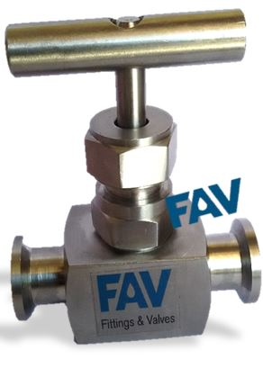 Needle Valve Clamp Type