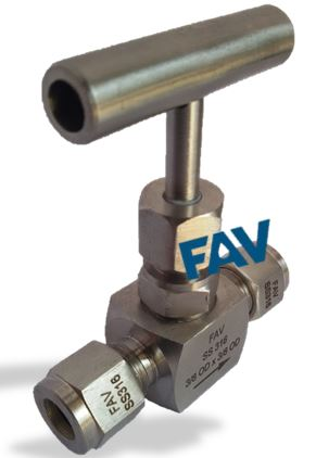 Compression Needle Valves