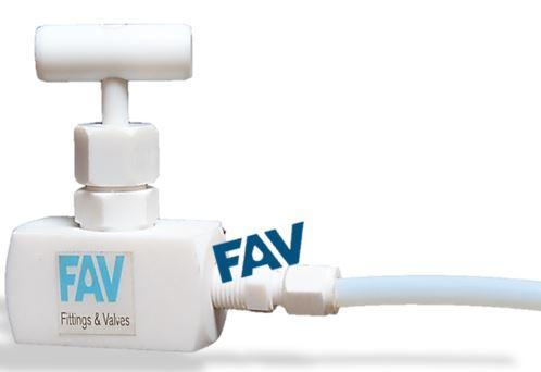 PTFE Needle Valves
