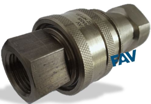 Quick Release Couplings , Double Check Type ,1000 psi