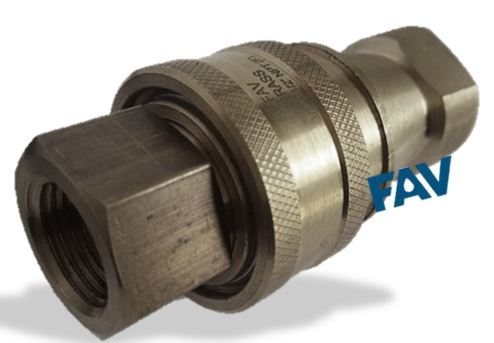 Quick Release Couplings , Double Check Type ,3000 psi