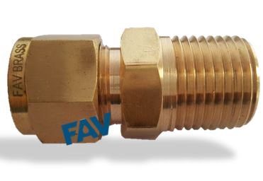 Male Connector Brass fittings