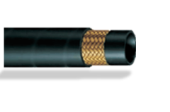 RUBBER HYDRAULIC HOSE FAV R1AT SN