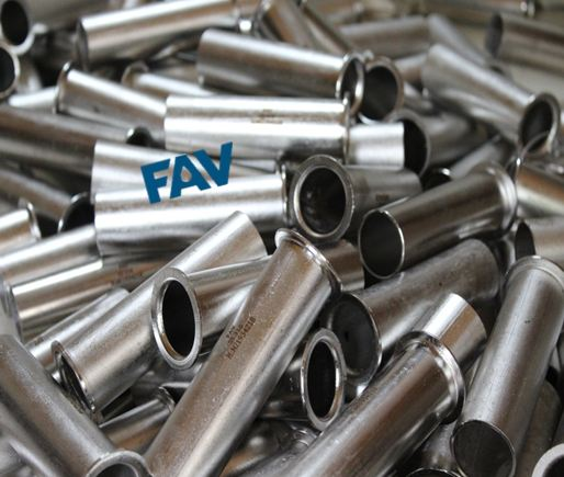 Shell and tube ferrule inserts