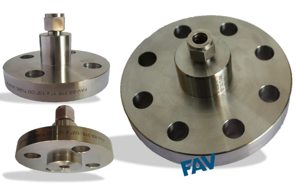 Flange Tube Adaptors