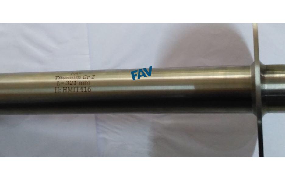 Titanium Flange Thermowell