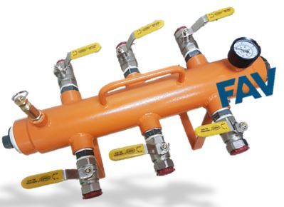 Air distribution Manifolds