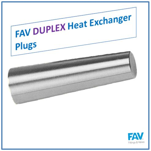 Heat Exchanger Plugs