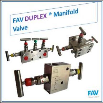 Duplex Manifold Valves