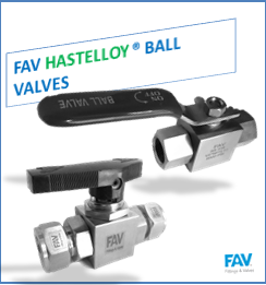 Hastelloy ball valves