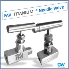 Titanium Needle Valve