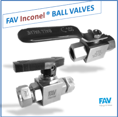Inconel ball valves