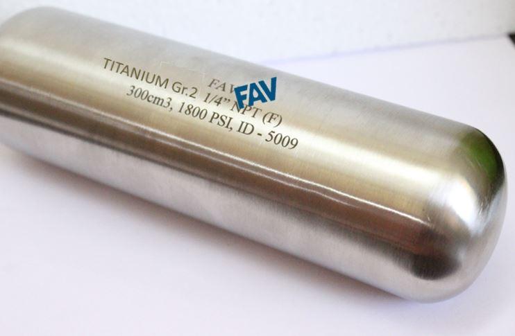 Sampling Cylinder