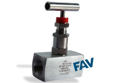 Duplex Needle Valve female