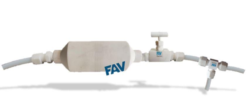 PTFE Sampling Cylinders